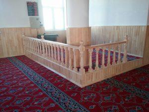 Cami Lambri ve Korkuluk Yapımı