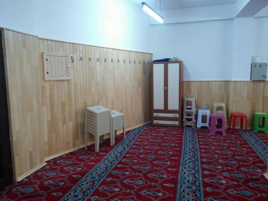 Cami Duvar Lambiri Kaplama