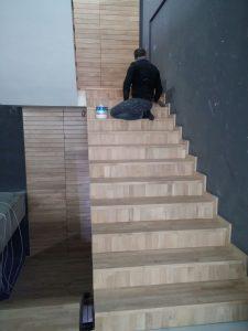 Ahşap Merdiven Yapımı