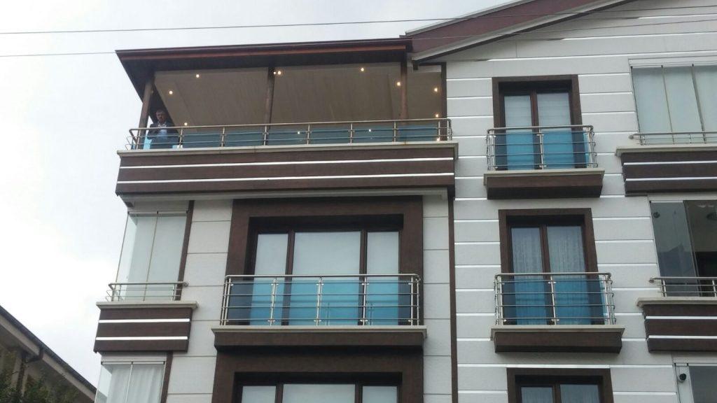 Ankara Ahşap Teras Yapımı
