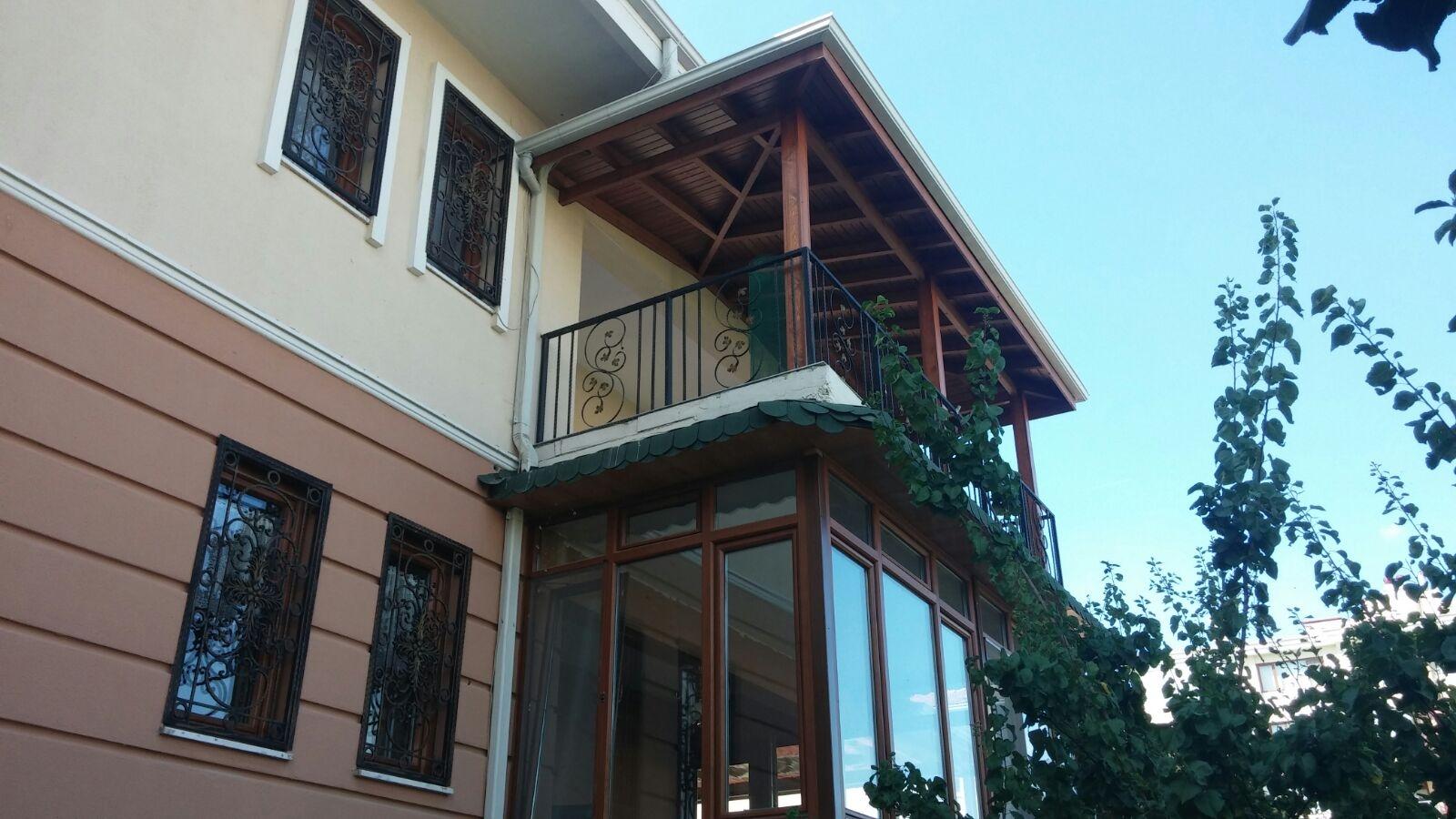 Balkon Sundurma Yapımı